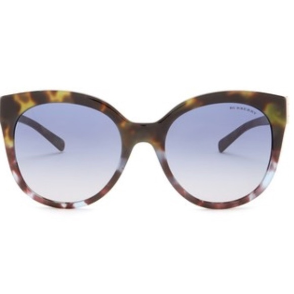 5fae9660bfed Burberry 55mm Cat Eye Sunglasses